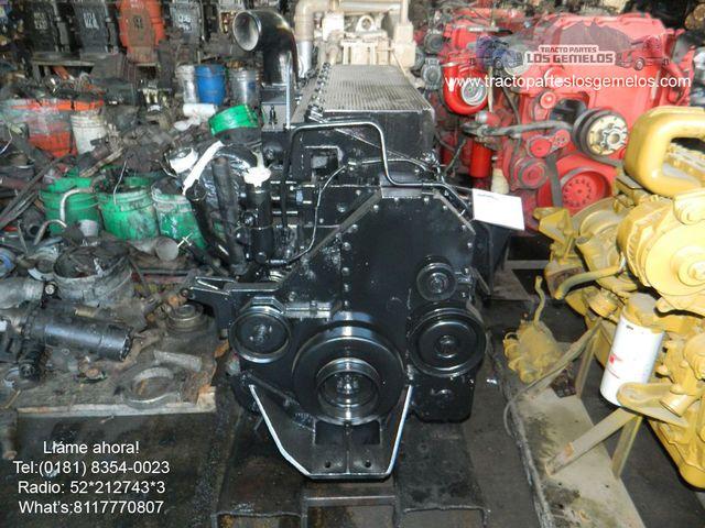 Motor Cummins M11 370 HP | Tractopartes Saltillo