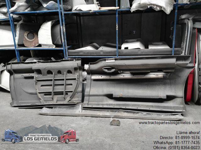 Spoiler Cubre tanque International Prostar premium