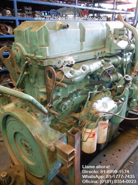 MOTOR DETROIT DD5 S-60 2010