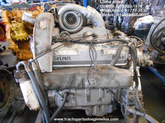 MOTOR DETROIT DDEC S-92 450 HP