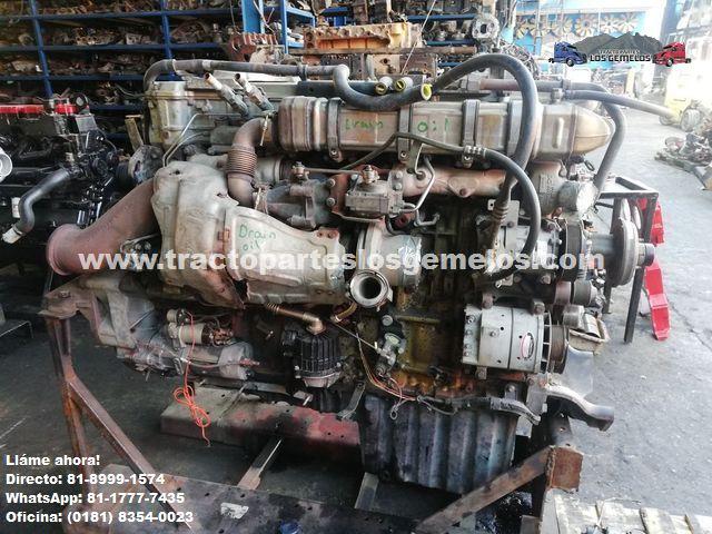 Motor Detroit DD15
