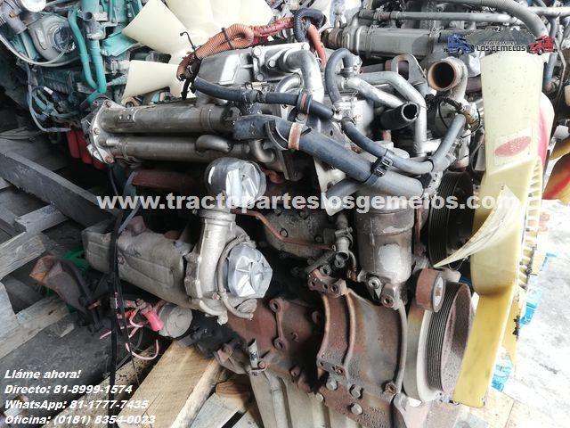 Motor Mercedes Benz 906