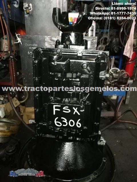 Transmisión Fuller FSX63-06