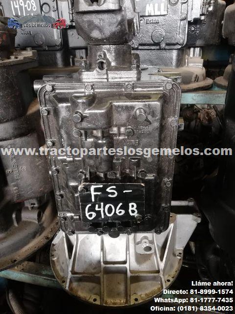 Transmisión Fuller FS64-06B