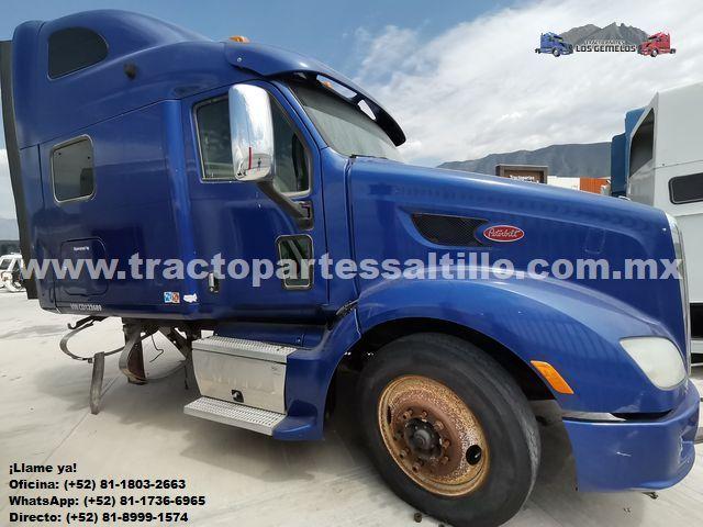 Tracto Camión Peterbilt 387 2011