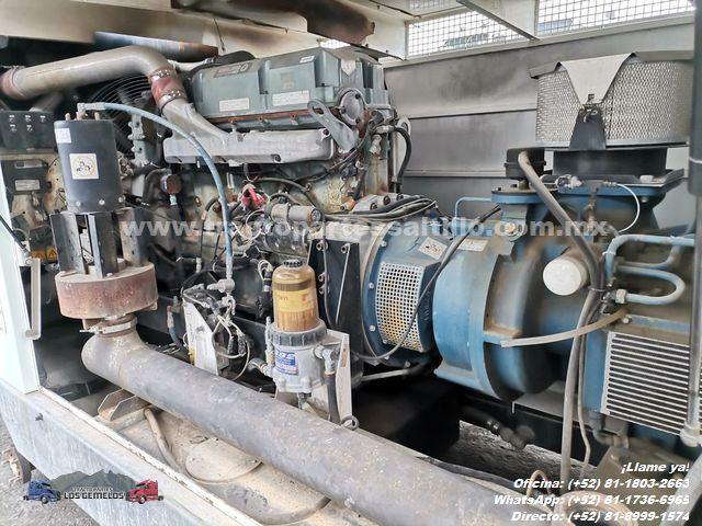 Planta generadora de aire